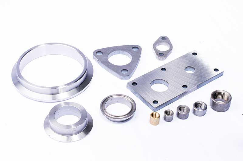 We supply fittings to customer print, and weld or braze Assemblies