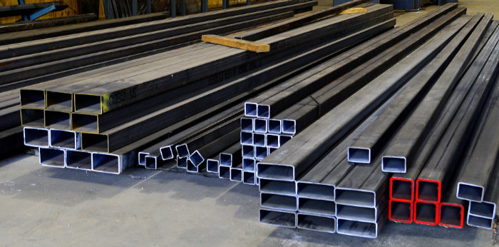 Bending Square Steel Tubing